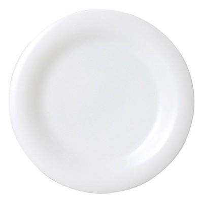 (業務用・丸皿)アルテ(特白磁) 24�ミート[67303-408](入数:5)