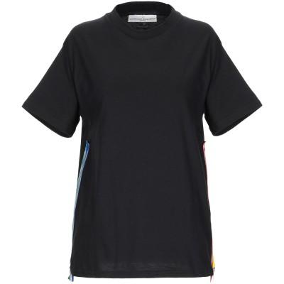 ゴールデン グース GOLDEN GOOSE DELUXE BRAND T シャツ ブラック XS コットン 100% T シャツ
