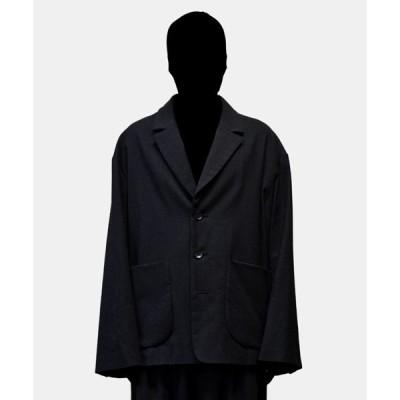 ジャケット テーラードジャケット 【VOAAOV】 wool tailored jacket