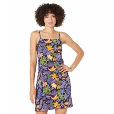 バンズ レディース ワンピース トップス Tropicali Dress Black