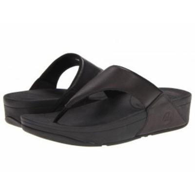 FitFlop フィットフロップ レディース 女性用 シューズ 靴 サンダル Lulu(TM) Black【送料無料】