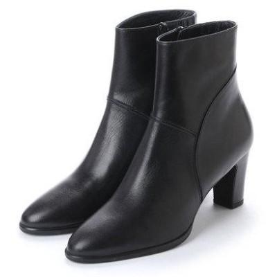 アンタイトル シューズ UNTITLED shoes ショートブーツUT9774 (ブラック)