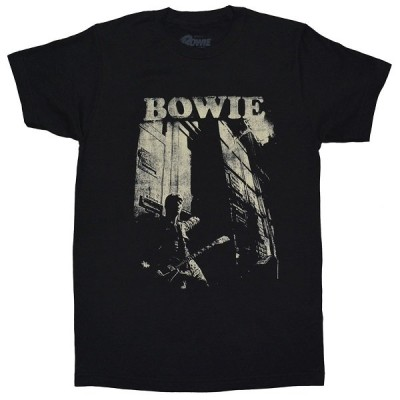 DAVID BOWIE Guitar Tシャツ