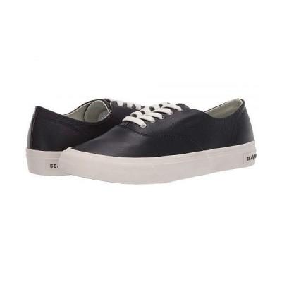 SeaVees シービーズ レディース 女性用 シューズ 靴 スニーカー 運動靴 Legend Sneaker Leather - Black