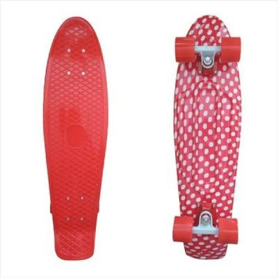 ミニスケートボード ミニクルーザー 27インチ Red Dot Design PSD27-REDDOT-22