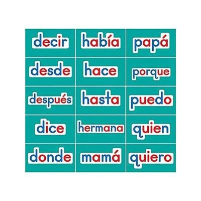 特別価格Really Good Stuff Spanish Magnetic High Frequency Words Set 1好評販売中