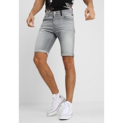 エル ティ ビー デニムパンツ メンズ ボトムス CORVIN - Denim shorts - ryker wash