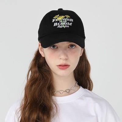 [WONDER VISITOR] Seasonless FWBA dandelion pigment ball cap