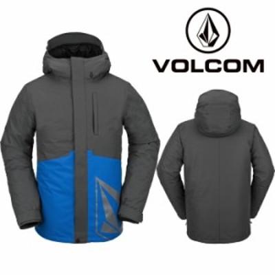 ボルコム ウェア ジャケット 20-21 VOLCOM 17FORTY INS JACKET CYB-Cyan Blue G0452114 スノーボード 日本正規品