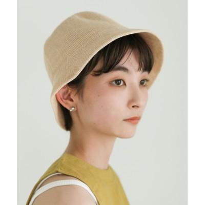 select MOCA / 2021 SS リネンバケットハット WOMEN 帽子 > ハット