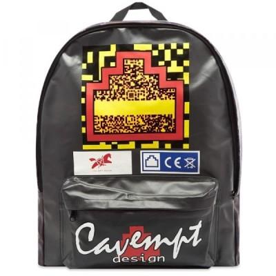 キャブ・エンプト バッグ バッグパック リュックサック メンズCav Empt Design BackpackBlue