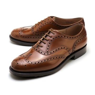 チャーチ バーウッド ポリッシュドバインダー サンダルウッド ブラウン ビジネスシューズ 紳士靴 メンズ