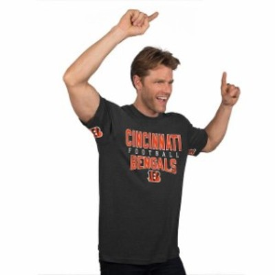 Hands High ハンズ ハイ スポーツ用品  Hands High Cincinnati Bengals Black Primetime T-Shirt