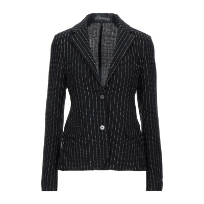MARCIANO テーラードジャケット ブラック 38 ウール 58% / ポリエステル 42% テーラードジャケット