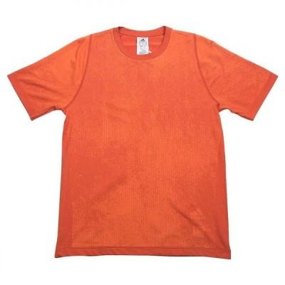 アディダス Adidas メンズ Tシャツ アンディフィーテッド トップス x Undefeated Knit Tee orange