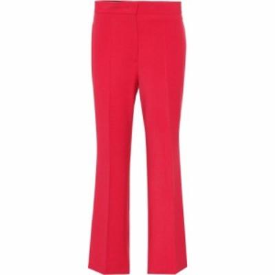 フェンディ Fendi レディース クロップド ボトムス・パンツ Wool-Blend Cropped Pants Jelly