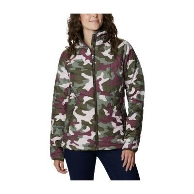 コロンビア ジャケット&ブルゾン アウター レディース Women's Powder Lite Jacket Olive Green