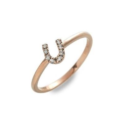 ピンクゴールド リング 指輪 ダイヤモンド 彼女 記念日 ギフトラッピング ジュレドゥ 誕生日 送料無料 レディース