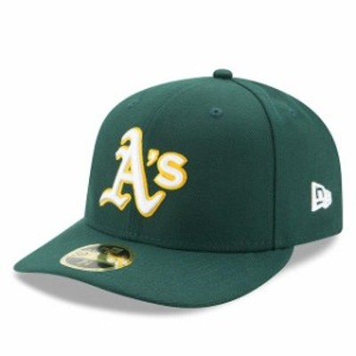 New Era ニュー エラ スポーツ用品  New Era Oakland Athletics Green Road Authentic Collection On-Field Low Profile 59FIFTY Fitted