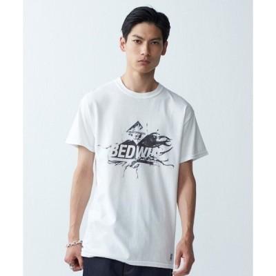 """tシャツ Tシャツ S/S PRINT TEE """"DEL"""