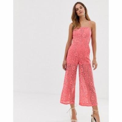 フレンチコネクション French Connection レディース オールインワン ジャンプスーツ ワンピース・ドレス Helenie Lace Jumpsuit