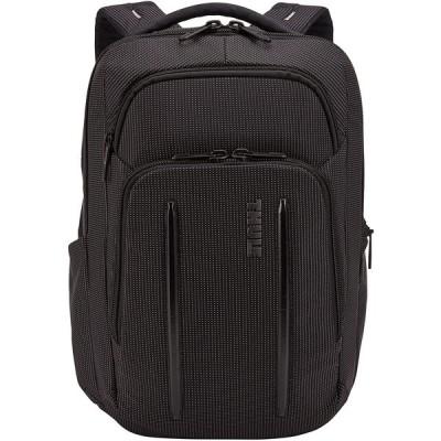 スーリー リュック Thule Crossover 2 Backpack 20L ノートパソコン収納可 Black