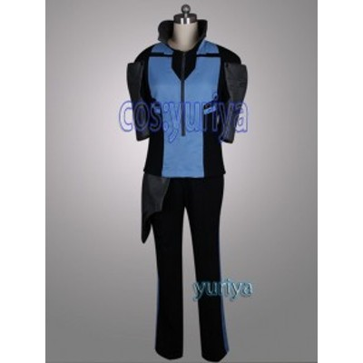RWBY ルビー 主人公達の敵 Mercury Black マーキュリー・ブラック コスプレ衣装