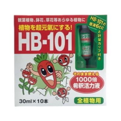 フローラ 1000倍希釈活力液(30ml×10本) HB-101 HB2055010 【返品種別A】
