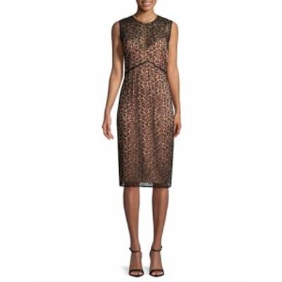 マックスマラ レディース ワンピース Lace Overlay Dress