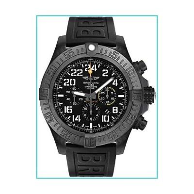 Breitling Avenger Hurricane 50mm Men's Watch on Black Rubber Strap XB1210E4/BE89-154S【並行輸入品】