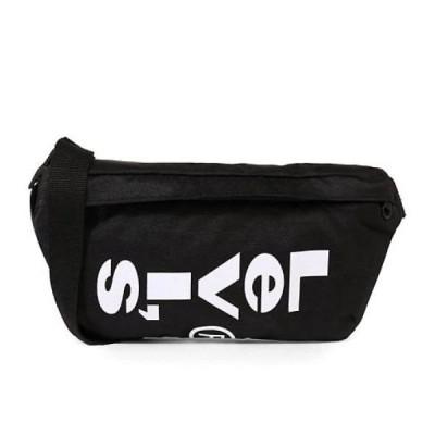 リーバイス Levi's メンズ メッセンジャーバッグ バッグ Banana Sling Messenger Bag Black