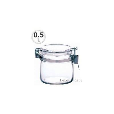 ガラス密閉びん0.5L セラーメイト 果実酒/瓶/保存容器