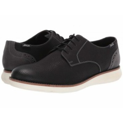 G.H. Bass and Co. メンズ 男性用 シューズ 靴 オックスフォード 紳士靴 通勤靴 Randell WX Black/Charcoal【送料無料】