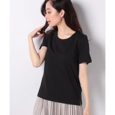 【エイミーパール バイ パウダーシュガー】クルーネックTシャツ