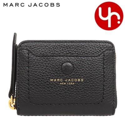 マークジェイコブス Marc Jacobs 財布 コインケース M0013054 ブラック エンパイア シティ レザー ジップ ウォレット アウトレット レディース
