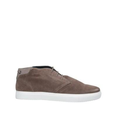 DOCKSTEPS ショートブーツ  メンズファッション  メンズシューズ、紳士靴  ブーツ  その他ブーツ カーキ