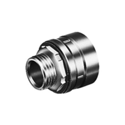 パナソニック 厚鋼電線管用ストレートコネクタ・タイプE 呼び22 DMB122