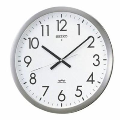 セイコークロック 電波掛時計 KS266S  【正規品】