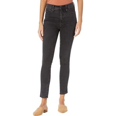 メイドウェル Madewell レディース ジーンズ・デニム スキニー 10'' High-Rise Skinny Jeans in Robert Wash: Button-Font Edition Robert Wash