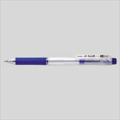 ぺんてる:ドット・イー(.e)ボール 極細(0.5mm) 青[インク色:青] BK125-C アオ 22622