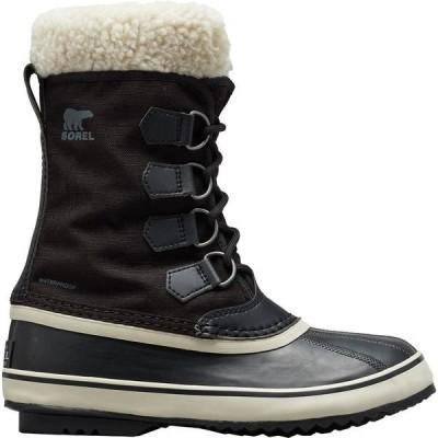 ソレル ブーツ&レインブーツ レディース シューズ Winter Carnival Boot - Women's Black/Stone