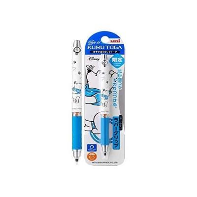 【三菱鉛筆】クルトガ ディズニー ラバーグリップ付 プーさん M5-856DS1P.PHB