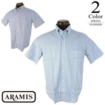 期間限定クーポン配布中 アラミス ARAMIS カジュアルウェア 半袖シャツ (AR-M:メンズ) 春夏 40%OFF/SALE 1820138