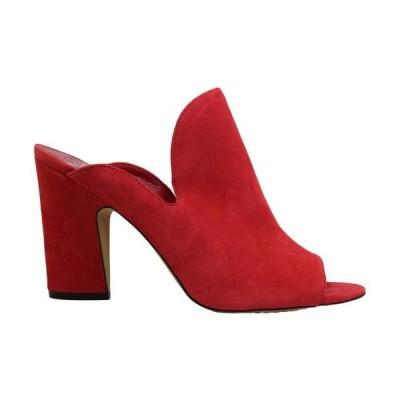 レディース 靴 コンフォートシューズ Vince Camuto Womens Gerrty Suede Peep Toe Special Occasion Mule Sandals