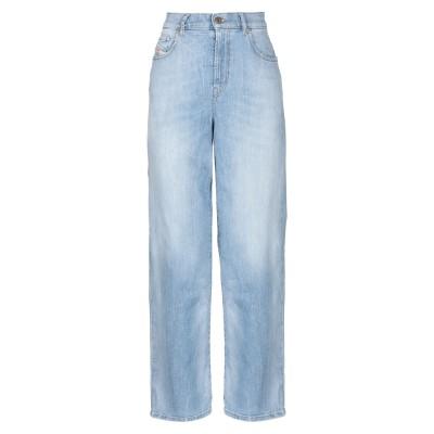 ディーゼル DIESEL ジーンズ ブルー 32W-32L コットン 98% / ポリウレタン 2% ジーンズ
