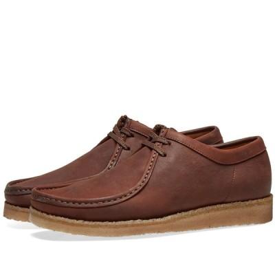パドモア&バーンズ Padmore & Barnes メンズ シューズ・靴 P204 The Original Shoe Rust Wood