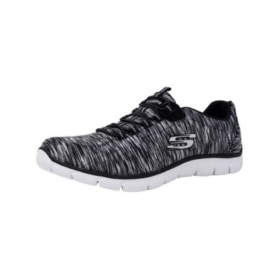 スニーカー スケッチャーズ Skechers Women's Empire - Game On Ankle-High Fabric Training Shoes