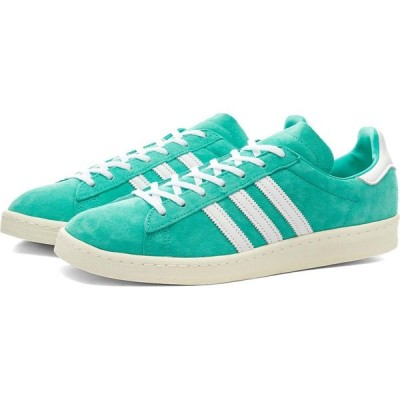 アディダス Adidas メンズ スニーカー シューズ・靴 Campus 80s Mint/White/Black