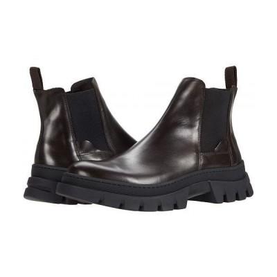 Donald Pliner メンズ 男性用 シューズ 靴 ブーツ チェルシーブーツ Anderson - Dark Brown