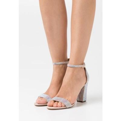 マッデンガール レディース 靴 シューズ BEELLA - Sandals - blush/multicolor